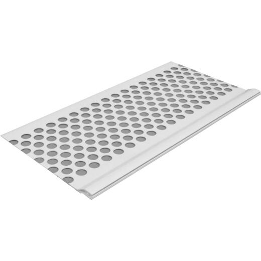Repla-K 5 Ft. White Gutter Guard