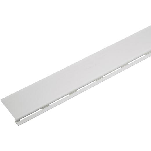 Amerimax 4 Ft. White PVC Gutter Cover