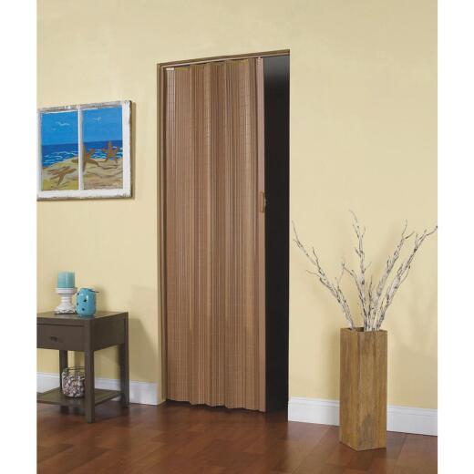 Spectrum Horizon 32 In. W. x 80 In. H. Natural Accordion Folding Door