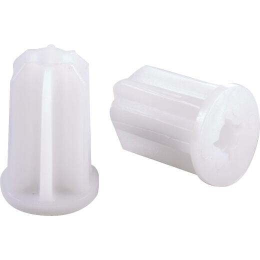 Do it 7/8 In. Plastic Caster Socket Insert (4-Pack)