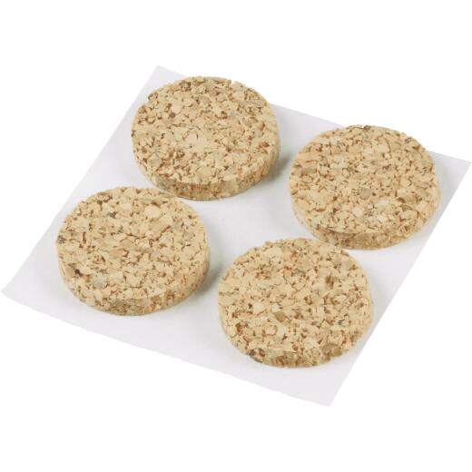 Do it 3/4 In. Round Cork Pads,(12-Count)