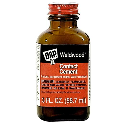 DAP Weldwood 3 Oz. Liquid Contact Cement