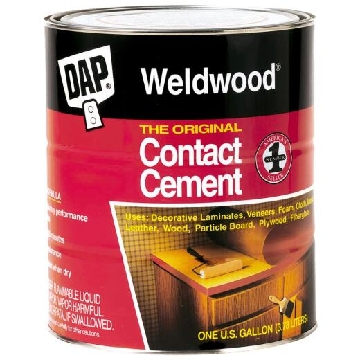 DAP Weldwood Gal. The Original Contact Cement