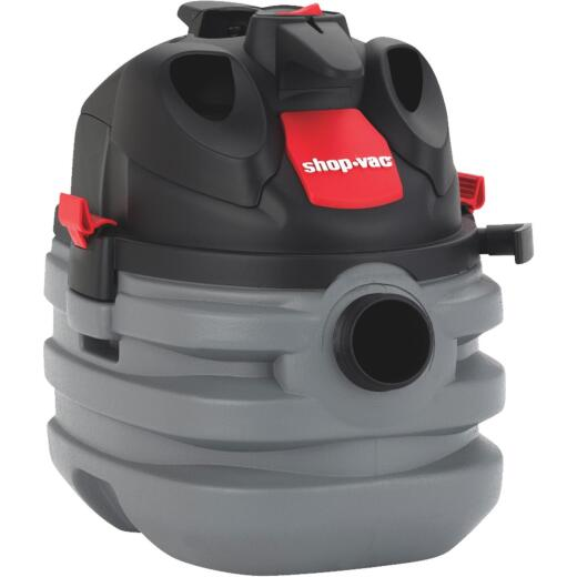 Shop Vac Portable 5 Gal. 6.0-Peak HP Wet/Dry Vacuum