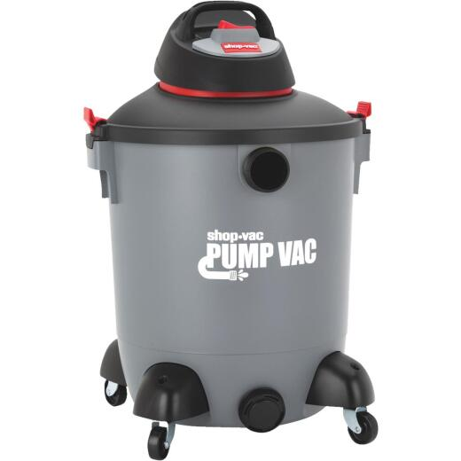 Shop Vac Pump 14 Gal. 6.0-Peak HP Wet/Dry Vacuum