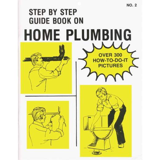 Step by Step Guide Home Plumbing Book