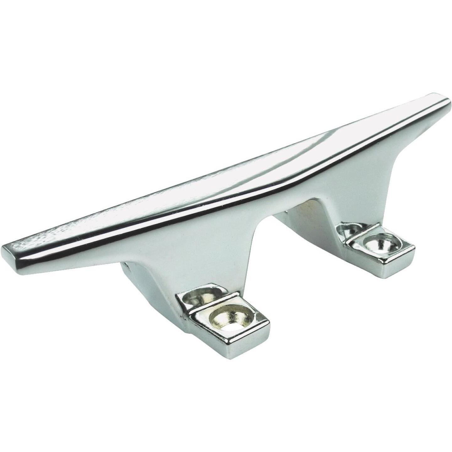 Seachoice 4-1/2 In. Zinc Hollow Base Cleat Image 1