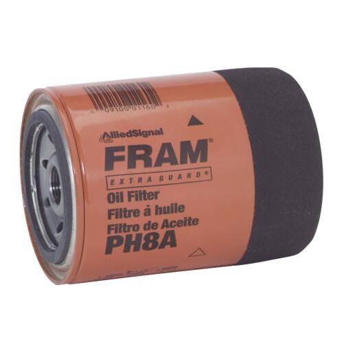 Fram Extra Guard PH8A Spin-On Oil Filter