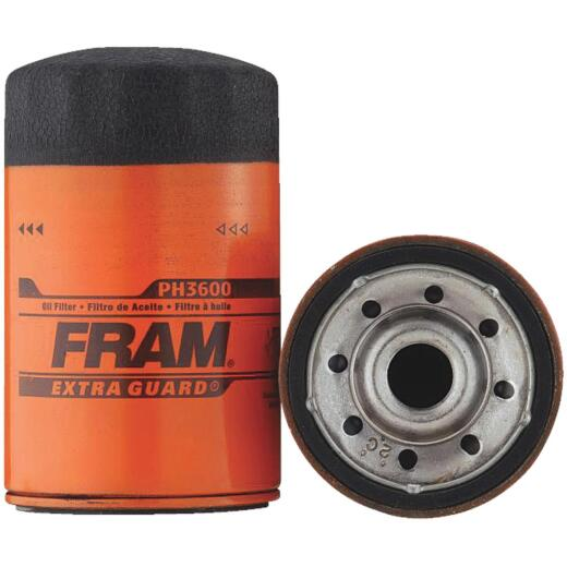 Fram Extra Guard PH3600 Spin-On Oil Filter