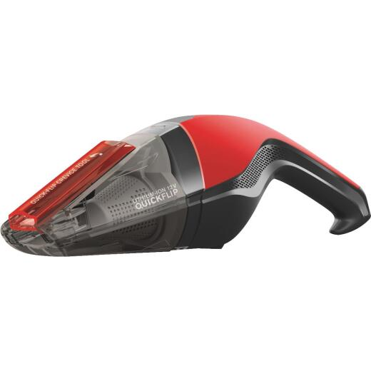 Dirt Devil QuickFlip Bagless Hand Vacuum Cleaner