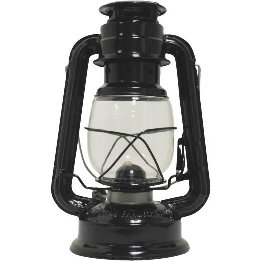 Lamplight Farms Farmer 8 In. Black Liquid Fuel Lantern