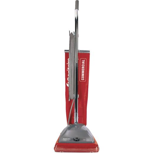 Sanitaire By Electrolux 12 In. Commercial Bagged Upright Vacuum Cleaner650