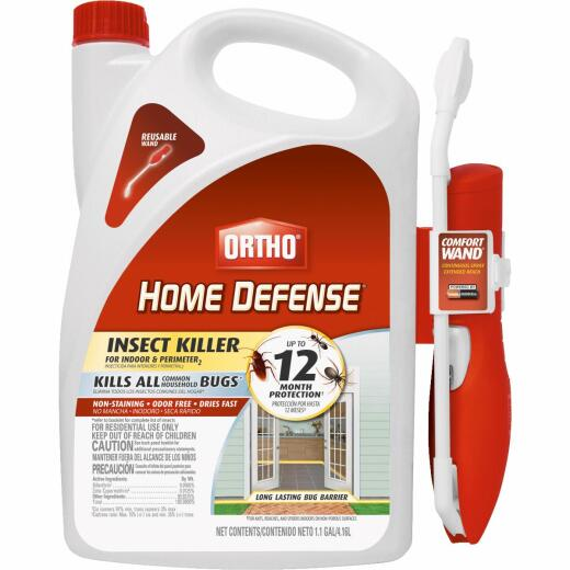 Ortho Home Defense 1.1 Gal. Ready To Use Wand Sprayer Insect Killer