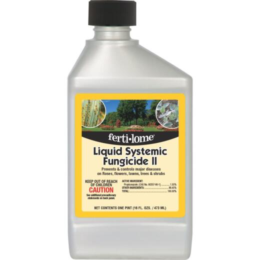 Fertilome 16 Oz. Liquid Concentrate Systemic Fungicide