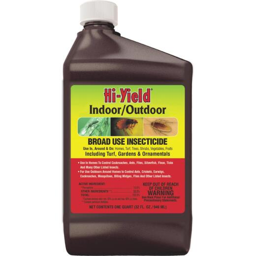 Hi-Yield 32 Oz. Concentrate Indoor & Outdoor Broad Use Insect Killer
