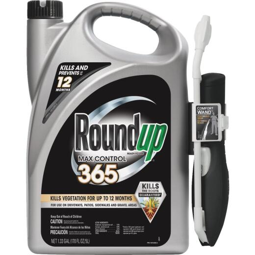 Roundup Max Control 365 1.33 Gal. Ready-To-Spray Vegetation Killer