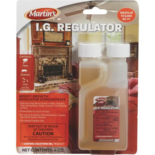 Martin's IG Regulator 4 Oz. Concentrate Insect Growth Regulator
