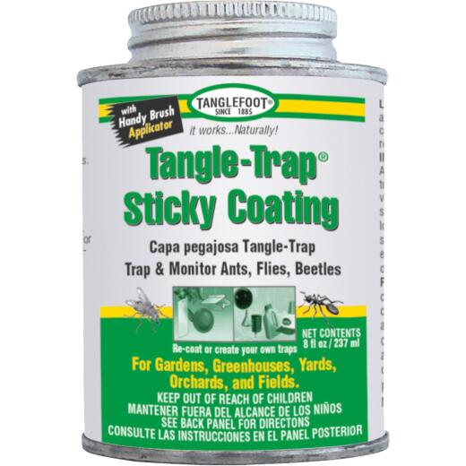 Tanglefoot Tangle-Trap 8 Oz. Glue Outdoor Insect Bait