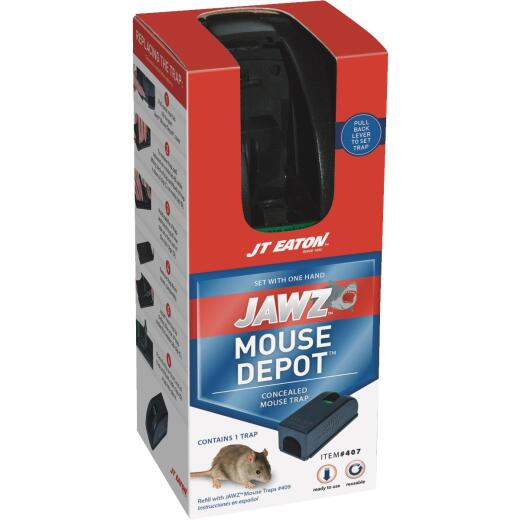 JT Eaton Jawz Mouse Depot Mechanical Mouse Trap