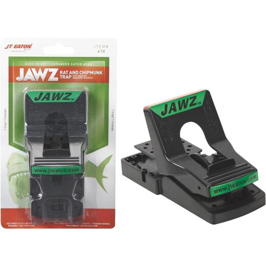 JT Eaton Jawz Mechanical Chipmunk & Rat Trap (1-Pack)