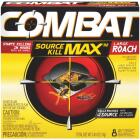 Combat Source Kill Max 0.49 Oz. Solid Large Roach Bait Station (8-Pack) Image 1