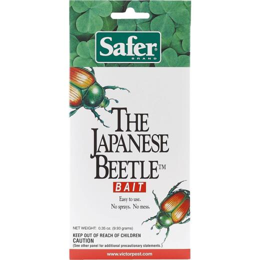 Safer 0.35 Oz. Granular Outdoor Japanese Beetle Bait