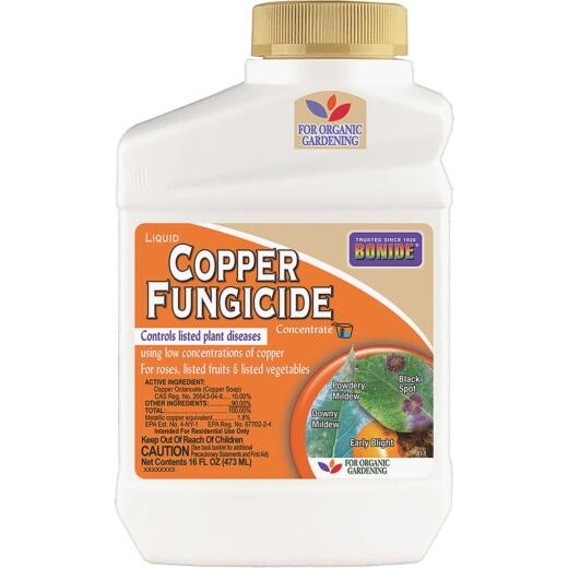 Bonide 16 Oz. Liquid Concentrate Copper Fungicide