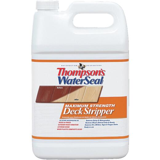 Thompsons WaterSeal 1 Gal. Maximum Strength Deck Stripper