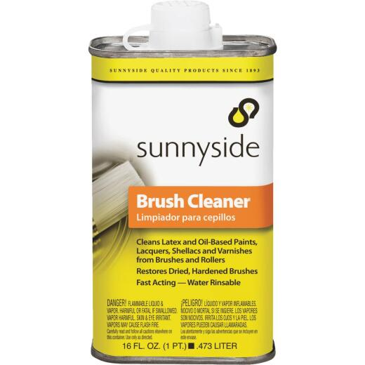 Sunnyside 1 Pt. Ready To Use Liquid Brush Cleaner