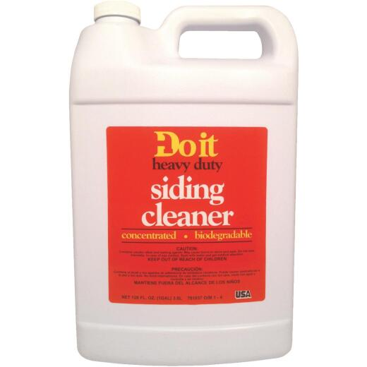 Do It Heavy-Duty Concentrated Siding Cleaner, 1 Gal.