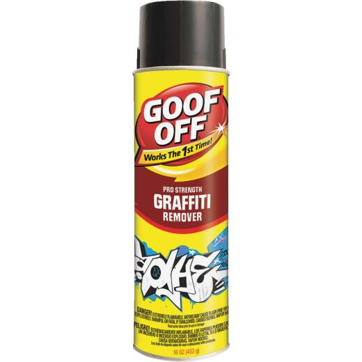 Goof Off 16 Oz. Aerosol Spray Graffiti Remover