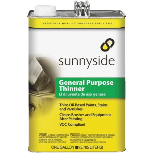 Sunnyside 1 Gallon Low VOC General Purpose Paint Thinner