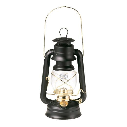 21st Century Centennial 10 In. Black Liquid Fuel Lantern