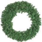Gerson 36 In. Canadian Pine Artificial Wreath Image 1